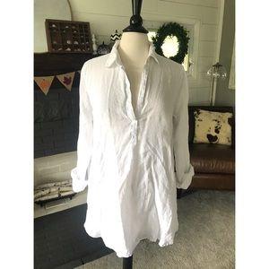 Women's linen top